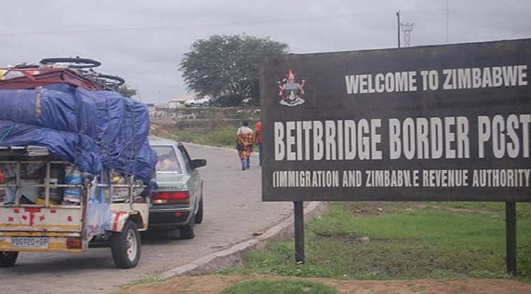 Zimbabwe to re-open borders but not for public transport