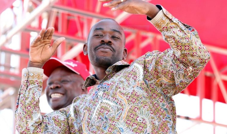 Chamisa tells Zimbabweans, get ready to smile again, change is coming