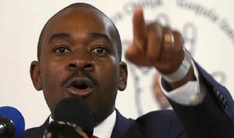 Chamisa says he is disheartened by outgoing President Mnangagwa's Heroes' Speech