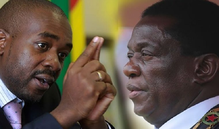 Chamisa calls for talks but who will kick them off?