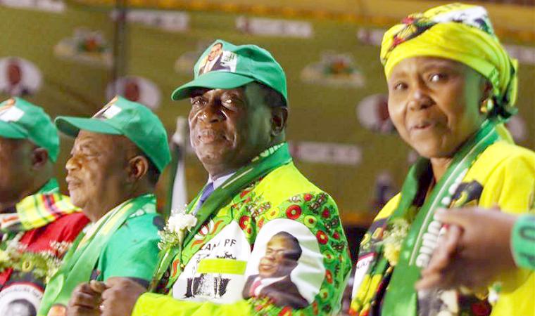 """""""Handife zvokumhanya""""- ZANU-PF chair Muchinguri-Kashiri says"""