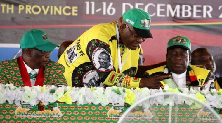 ZANU-PF now showing MDC it can also play rough!