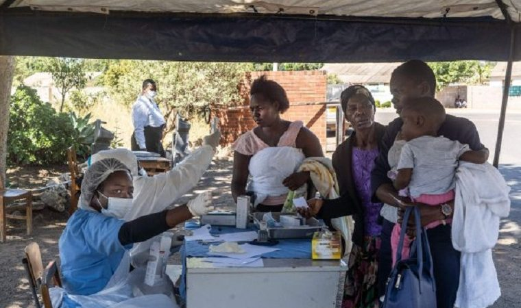 Zimbabwe coronavirus deaths now nearly 100 as 13 deaths are recorded posthumously