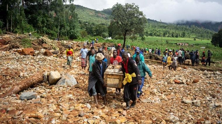 United Nations says Cyclone Idai has killed 259 in Zimbabwe