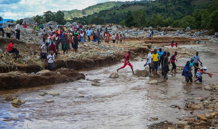 Zimbabwe warns people downstream of Manyera Dam in Vumba to evacuate