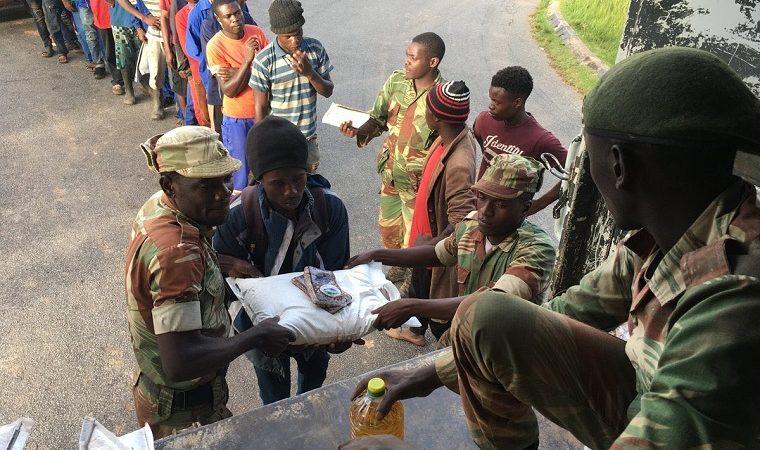 Cyclone Idai deaths in Zimbabwe now at 172