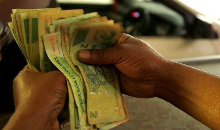 Zimbabwe inflation just shy of 100 percent