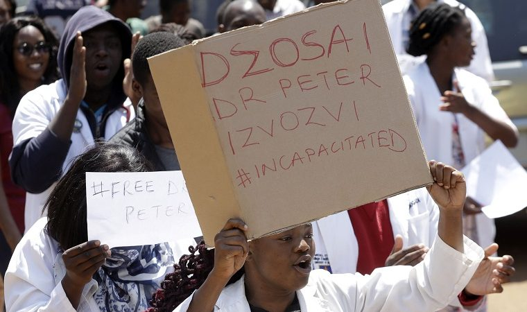 Zimbabwe court says abducted doctor must be released immediately
