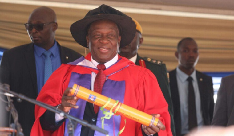 Mnangagwa says net is closing in on those causing chaos in the market