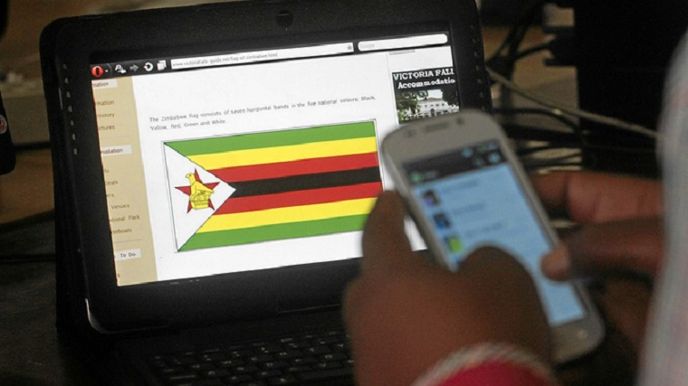 Zimbabwe internet shutdown illegal- only Mnangagwa has power to shut it down
