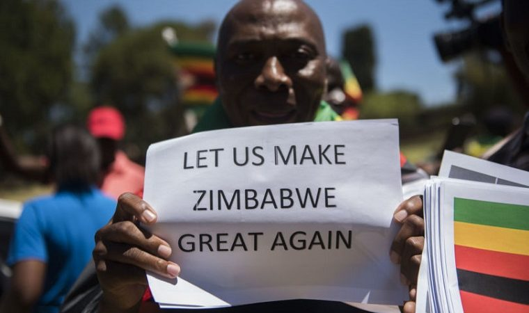 Zimbabwe does not need aid from the West, its people need to believe in themselves