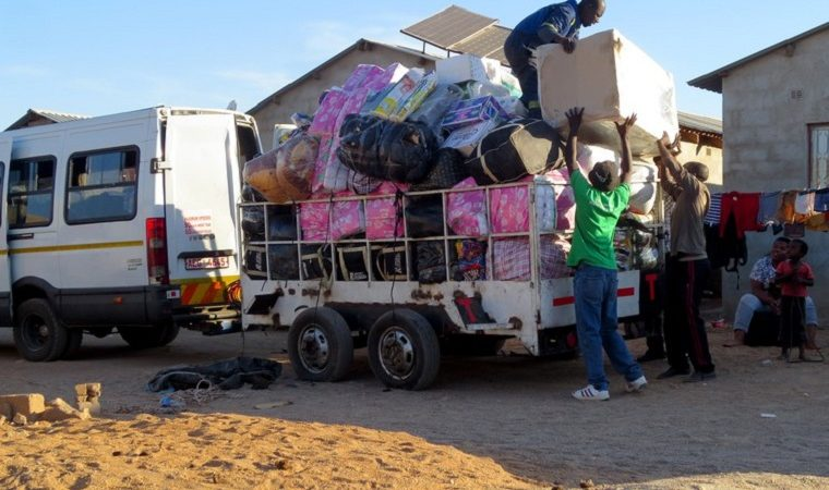 Musina businesses dead because of absence of Zimbabwe customers