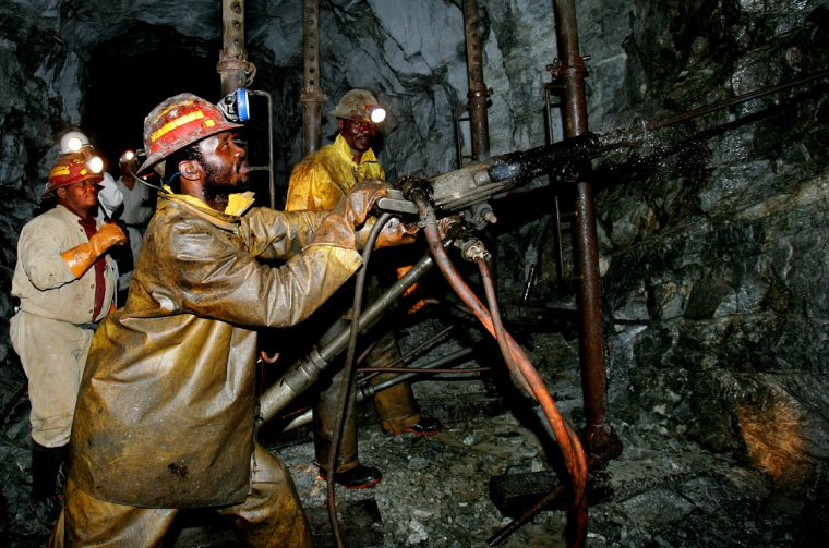 Zimbabwe mining output down in first quarter