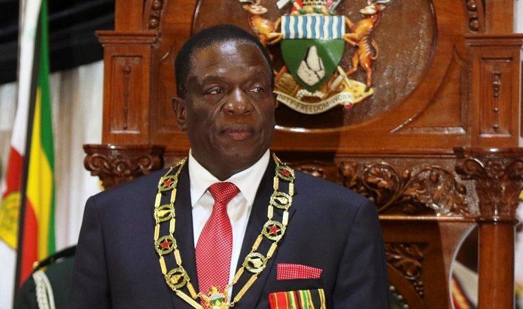 Mnangagwa State of the nation address in full