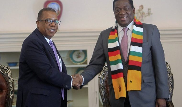US diplomat says there will be clear signs of change in Zimbabwe in two months