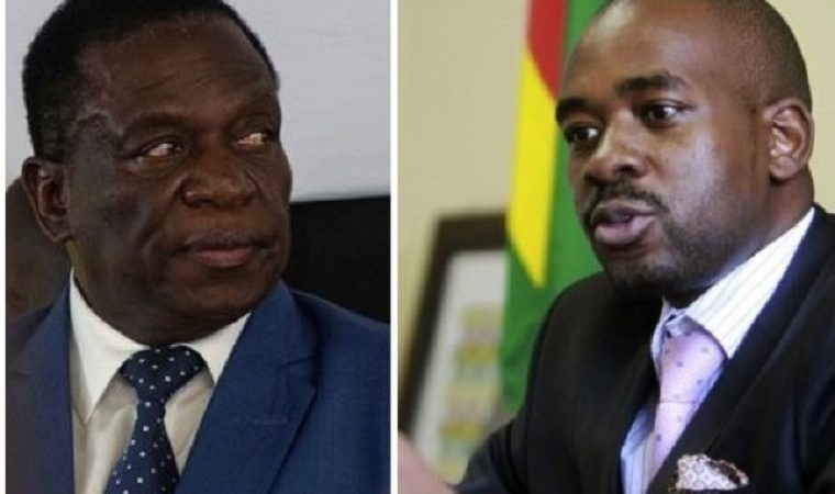 Zimbabweans believe Chamisa can create jobs better than Mnangagwa