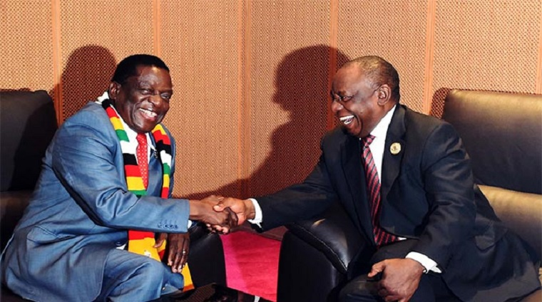 South Africa needs a stable and thriving Zimbabwe