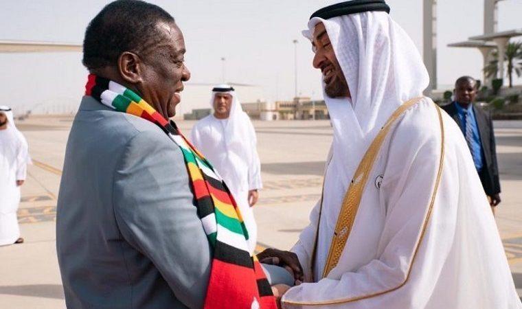 Zimbabwe turns to United Arab Emirates
