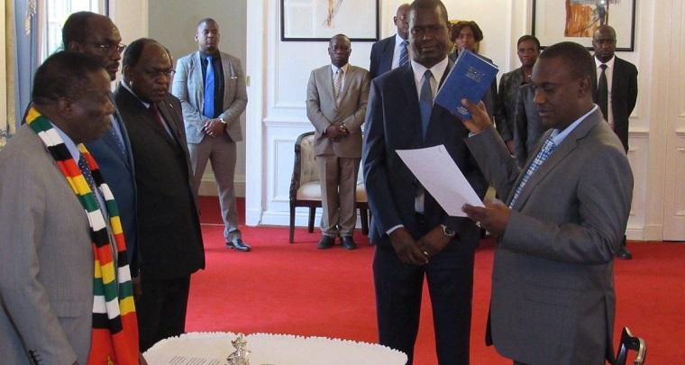 Mnangagwa expands cabinet, retires Mudede, appoints new permanent secretaries