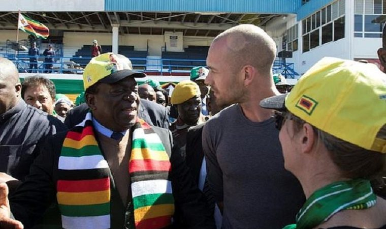 Mnangagwa assures Zimbabwe's white farmers their land is safe