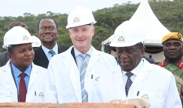 Mnangagwa says Zimbabwe is moving forward, whatever doom-sayers say