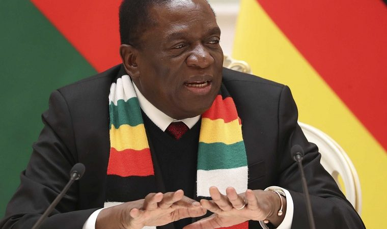 Mnangagwa says Zimbabweans have solutions to their problems