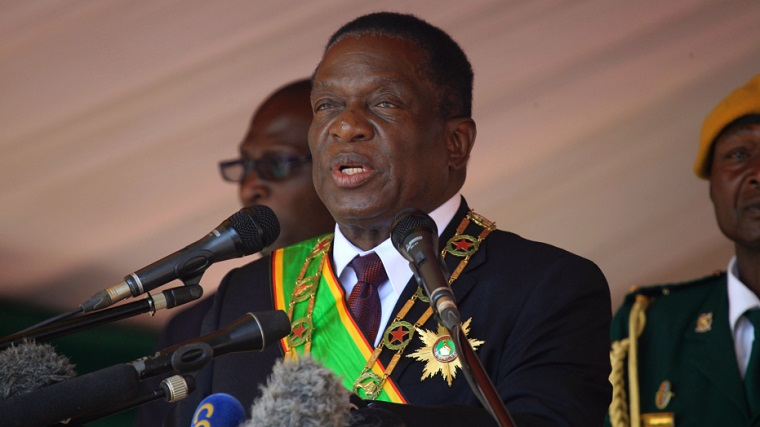 Mnangagwa says it is now time to put elections behind us and focus on the economy