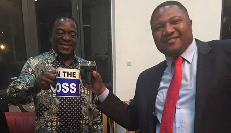 Mnangagwa won't use age-limit to block Chamisa