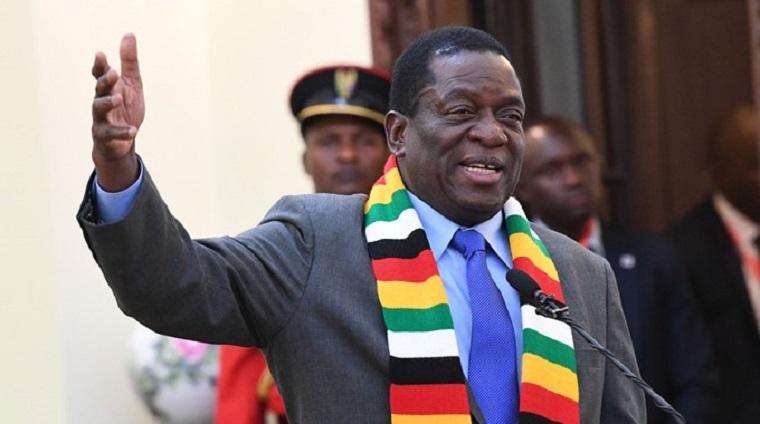 ZANU-PF endorses Mnangagwa for 2023
