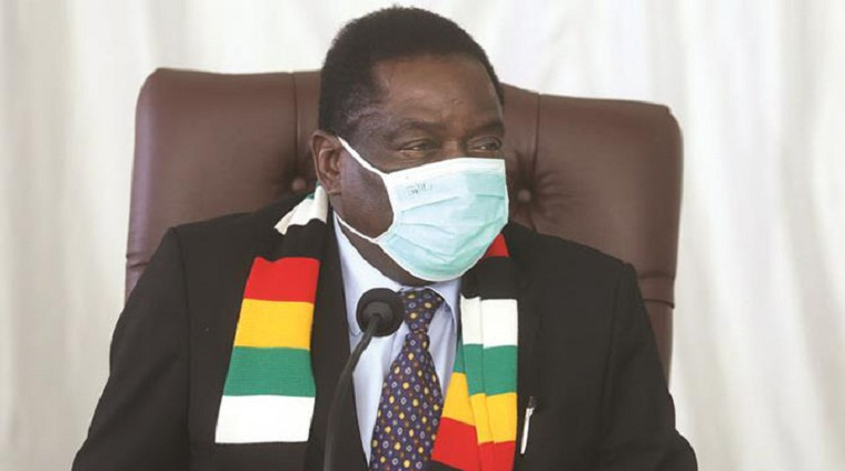 Mnangagwa relaxes restriction on operations of business, silent on opening of borders