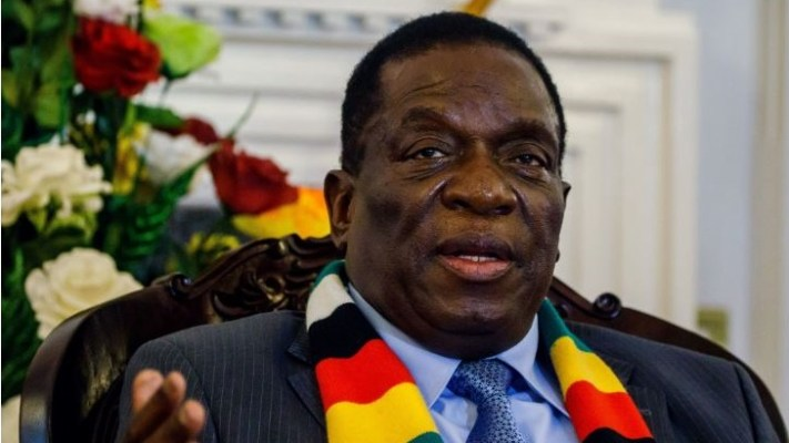 Mnangagwa says Zimbabwe is forging ahead despite the sanctions