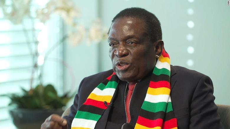 Zimbabwe open for business, closed for remorse- Mnangagwa ...