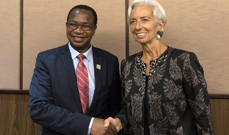 MDC says IMF has become a 'choir boy' for Zimbabwe