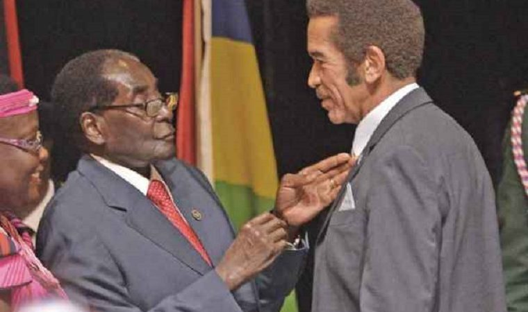 Khama no different from Mugabe