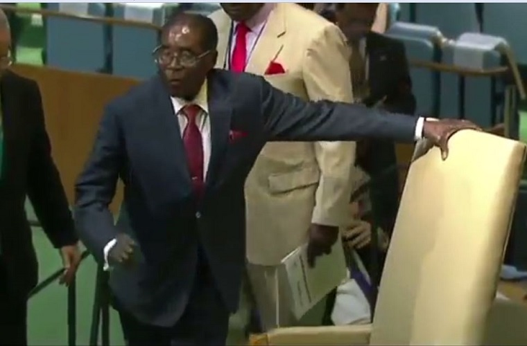 Mugabe now the third longest serving ruler in the world ...