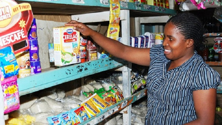 "Nestlé in Zimbabwe through ""thick and thin"""