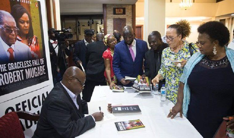 Two books on Mugabe's fall and Mnangagwa's rise