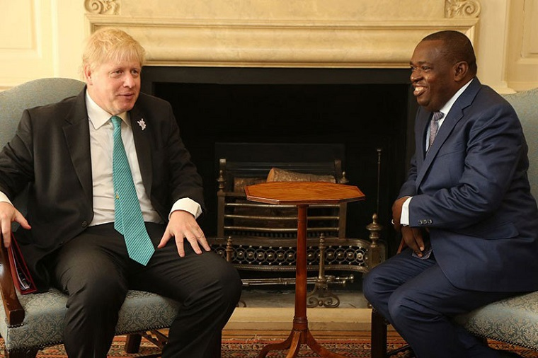 Zimbabwe hopes for better relations with new British government