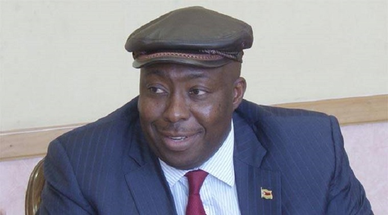 Kasukuwere arrested