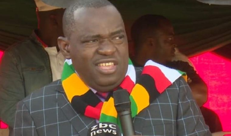 Zimbabwe Foreign Minister says the issue of legitimacy is dead and buried, it cannot be recycled