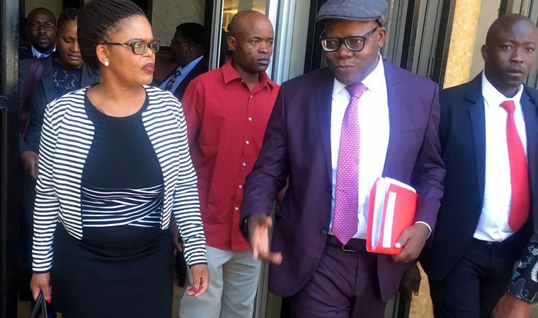 Biti trial fails to take off after he asks prosecutor to recuse himself
