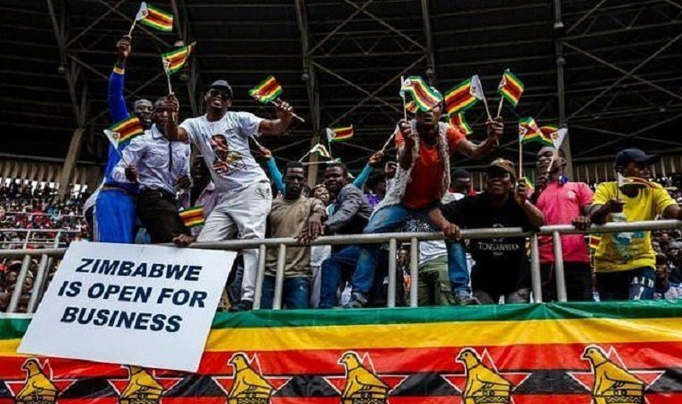 Zimbabwe says hostility of the West is putting off renewed investment