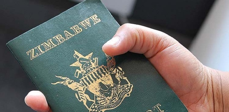 Zimbabweans in diaspora to pay US$318 for passport