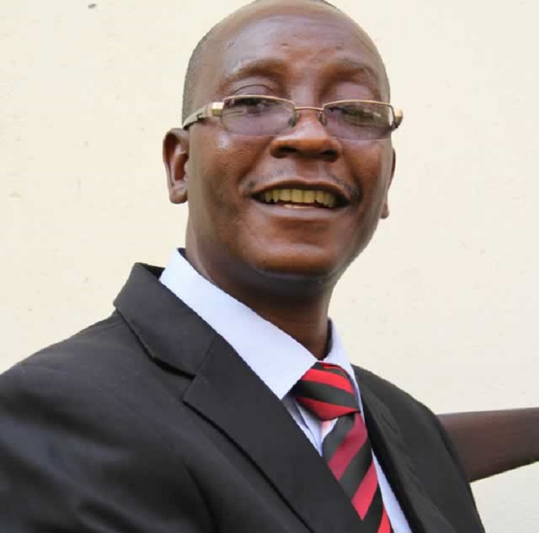 What was Ziyambi threatening to expose on Biti?
