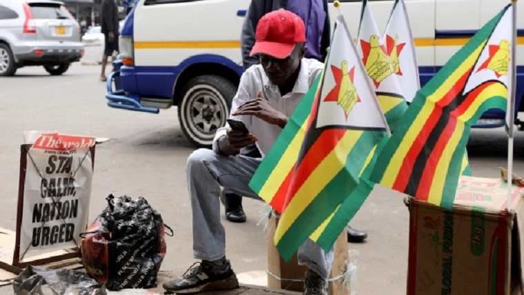 Zimbabwe Social media blackout continues